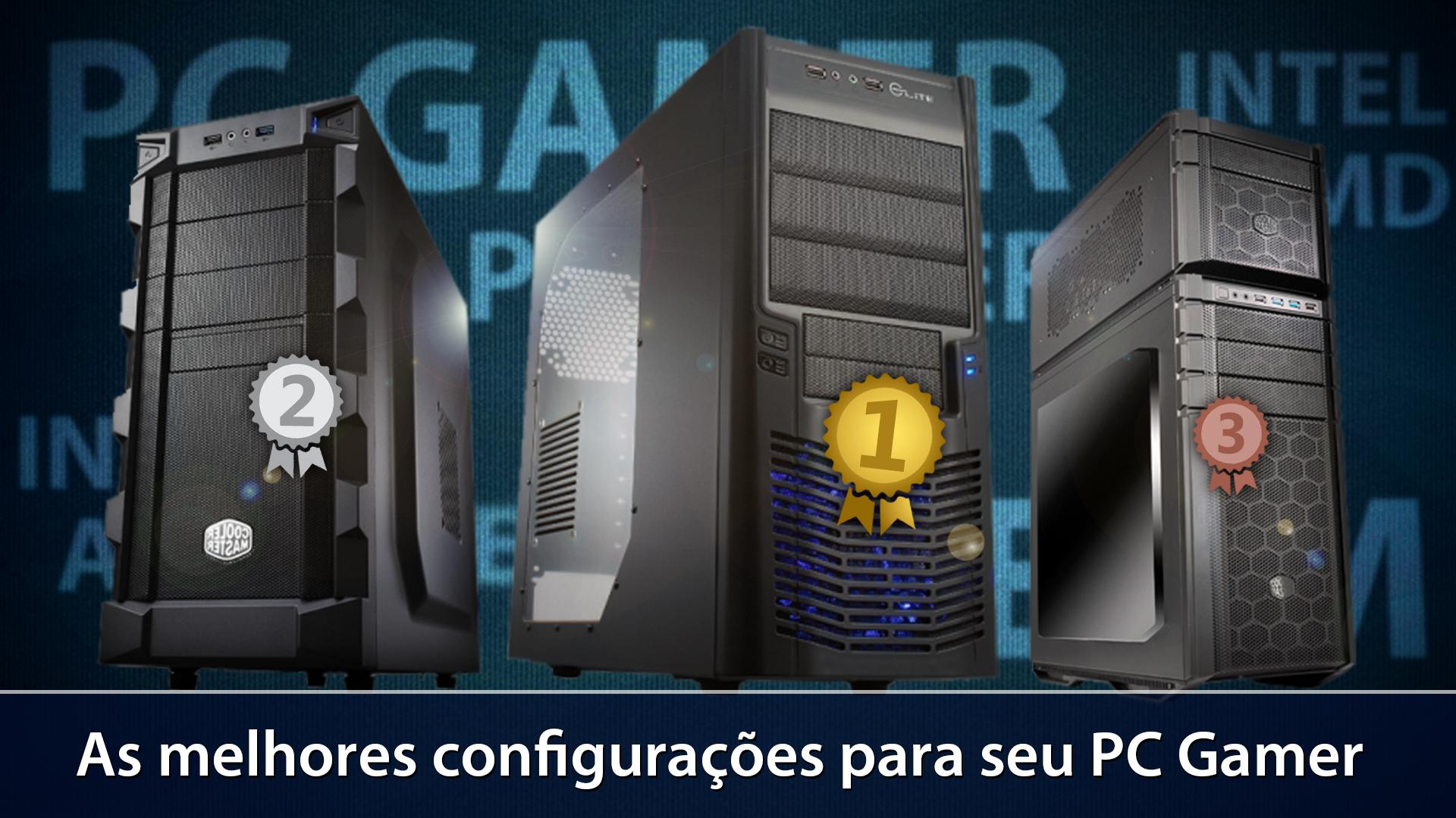 ARTIGO - PCs GAMERS