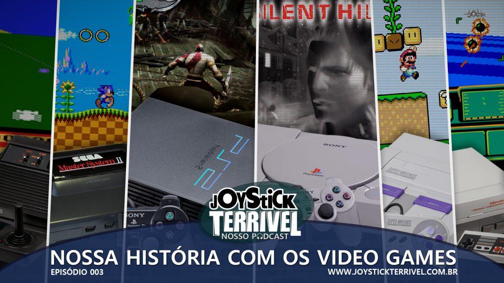 Podcast 03 - Nossa Historia (ARTE ALTERNATIVO)