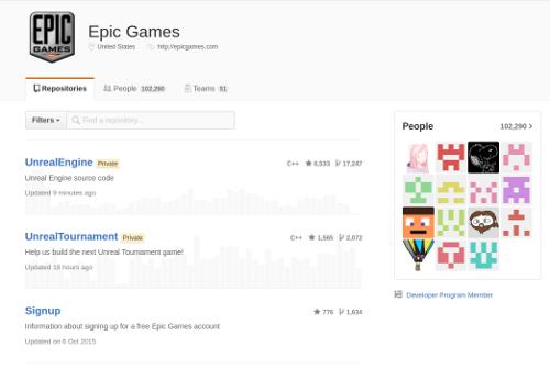 github-epic-games