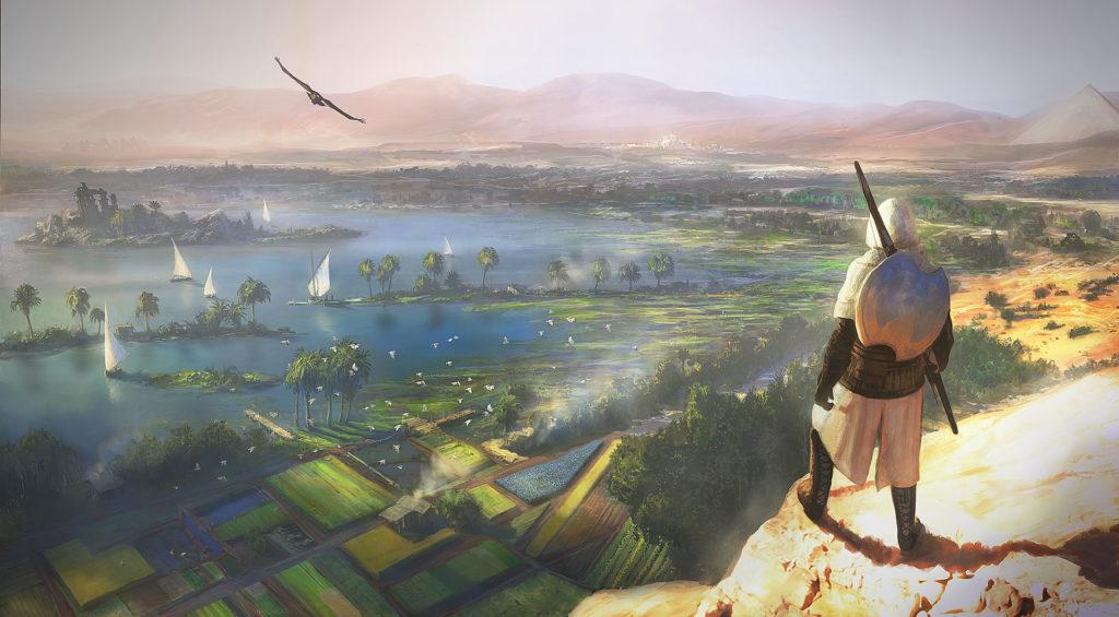 Assassin's Creed Origins levará os jogadores direto para o ...