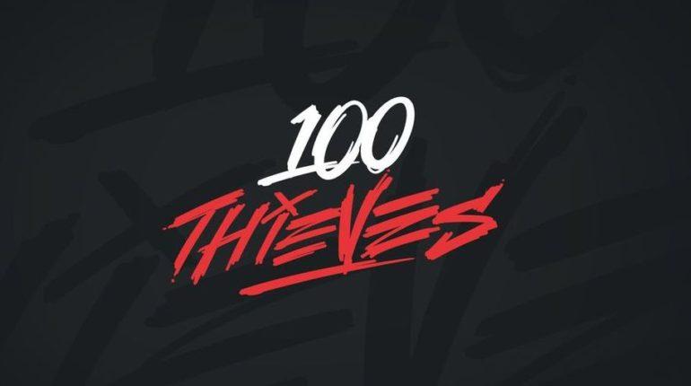 100 Thieves | Imagem: Maisesports.com
